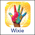 logo for wixie